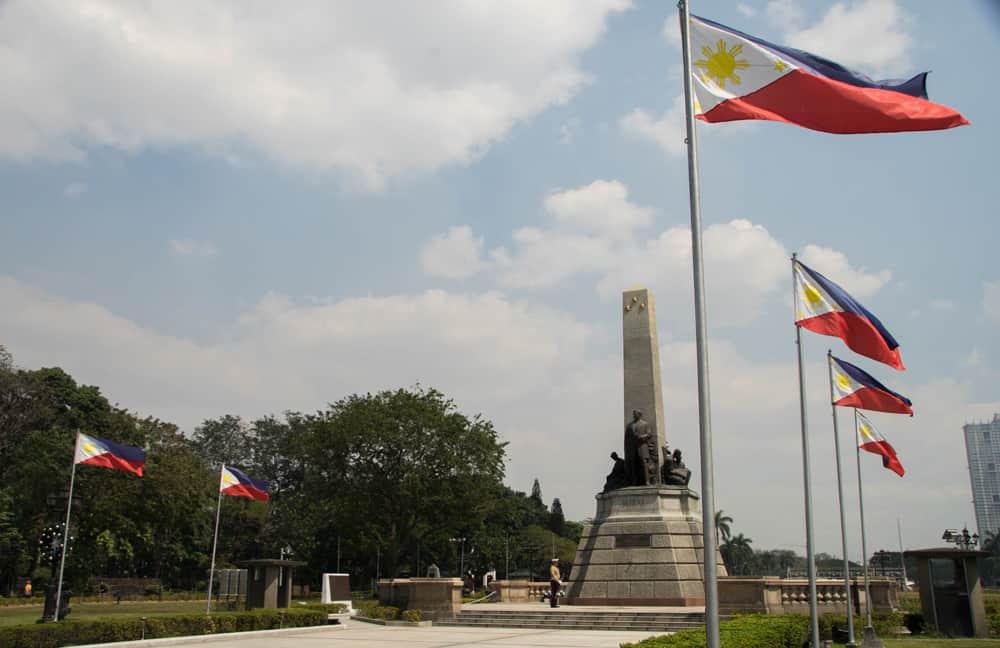 curiosidades de la bandera de Filipinas