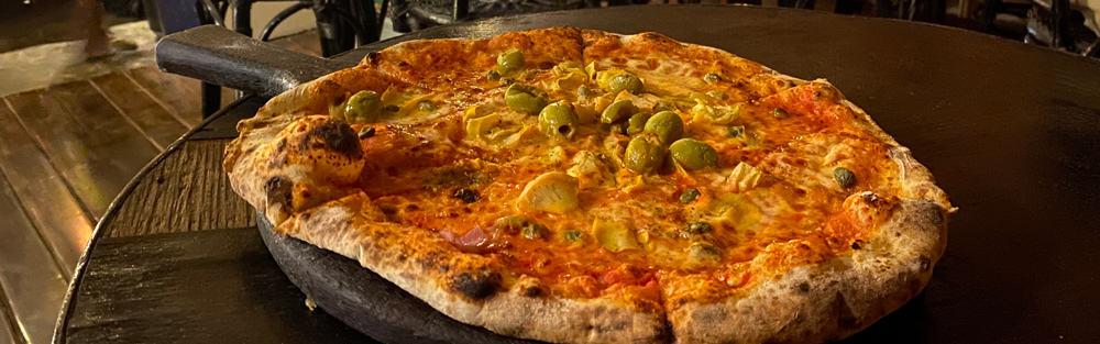 mejores pizzas de Moalboal