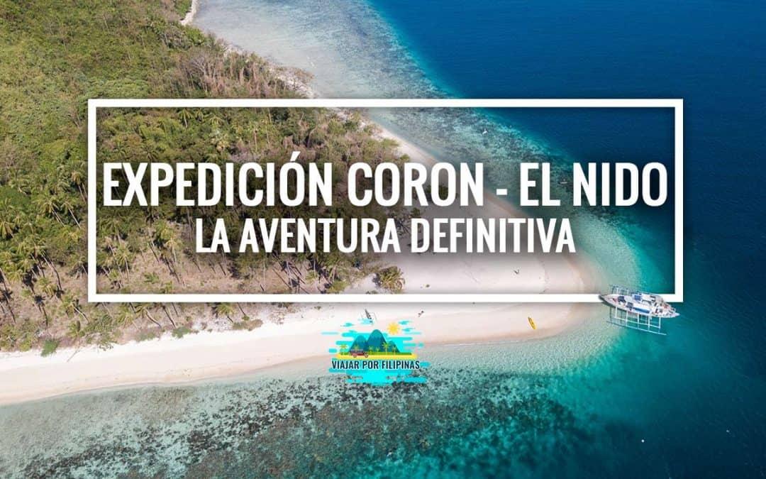Expedición Coron El Nido: la aventura definitiva