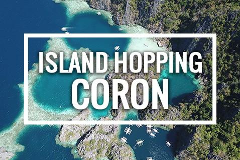 Island Hopping en Coron