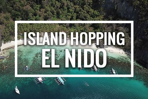 Island Hopping en El Nido
