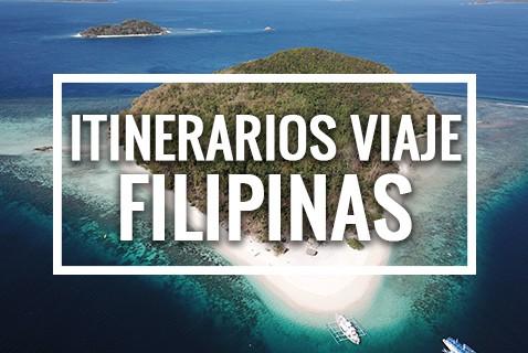 Itinerarios de viaje a Filipinas