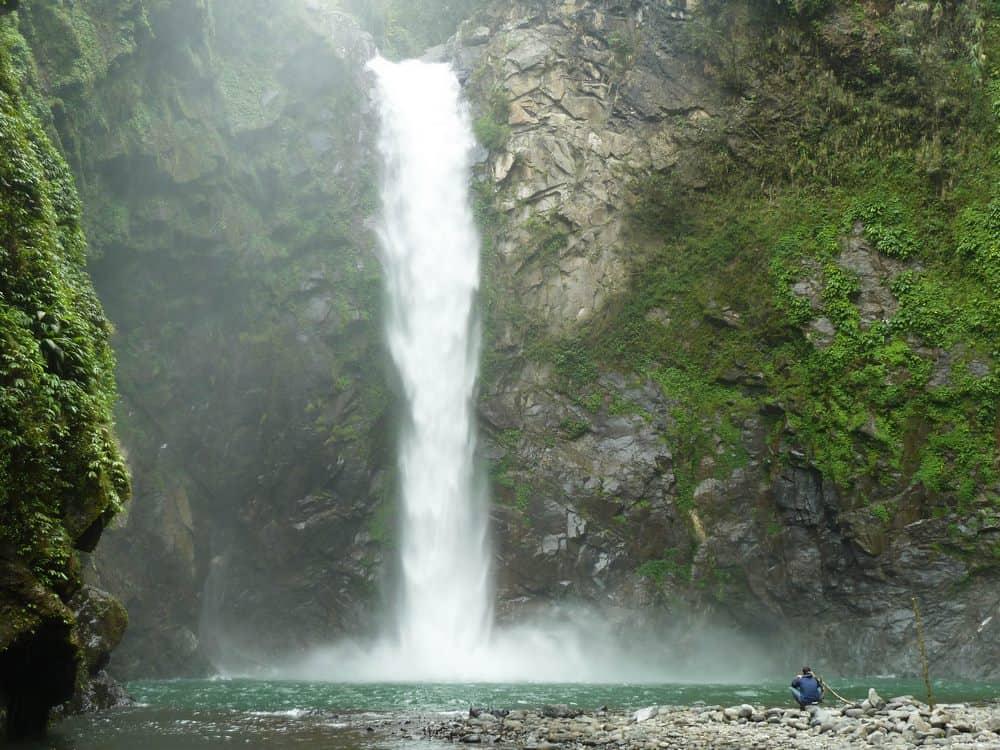 visitar las tappiya falls algo que hacer en batad