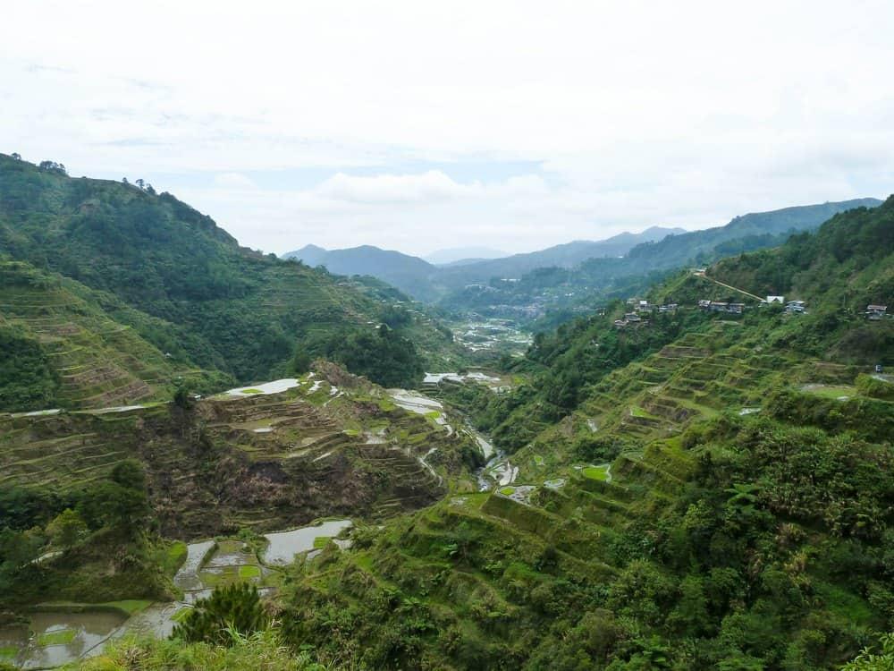 mirador arrozales Banaue