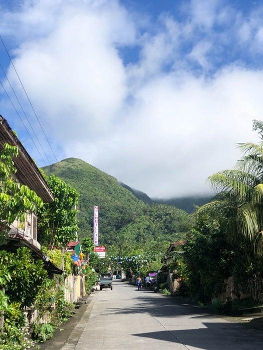calles de Pintuyan