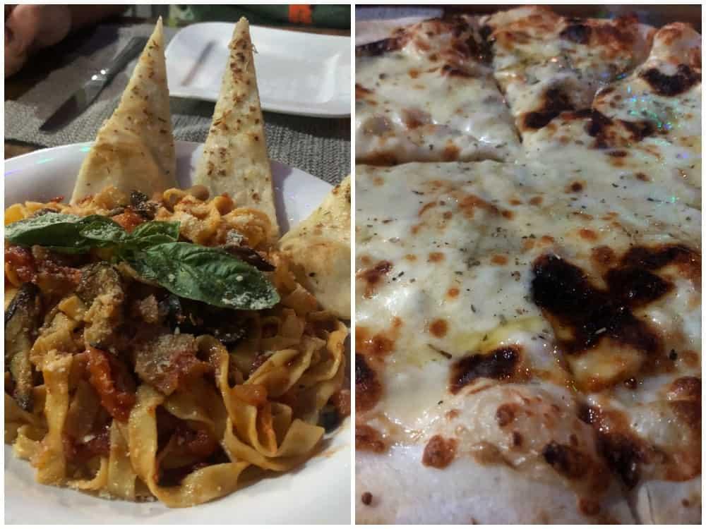 Pizzería La Filomina donde comer Bantayan