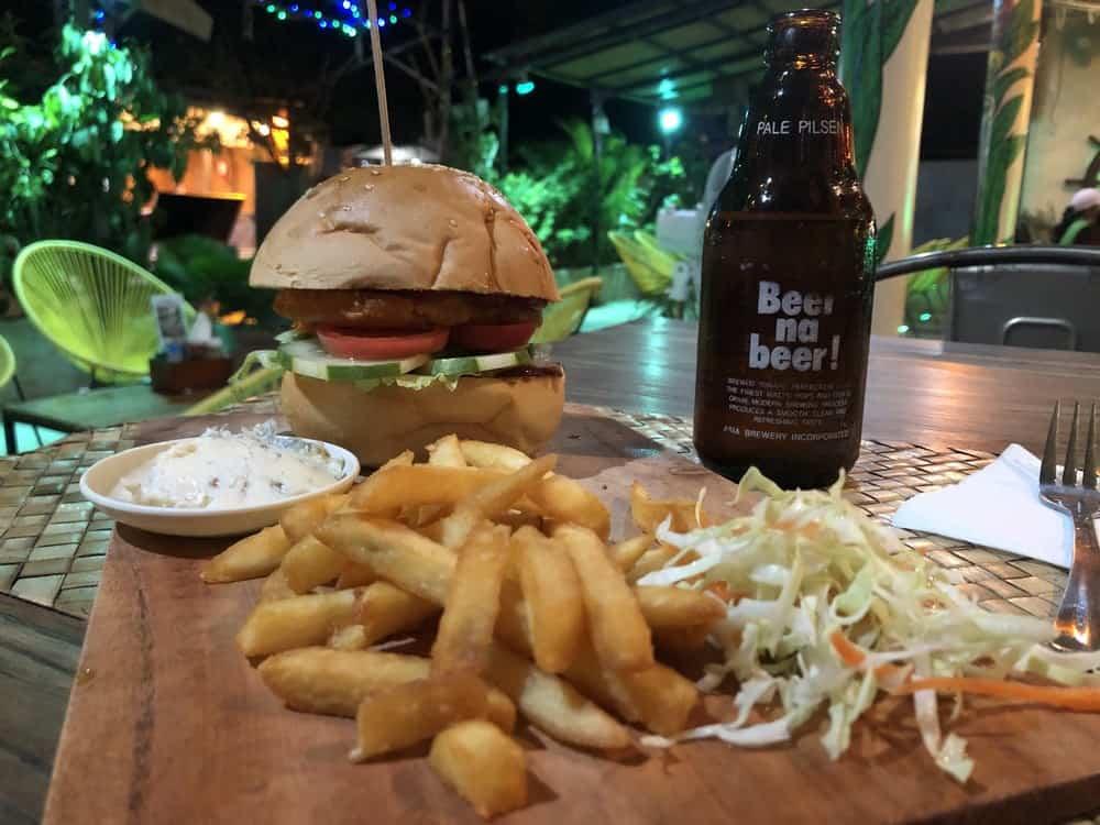 Tiki Bar restaurante Bantayan