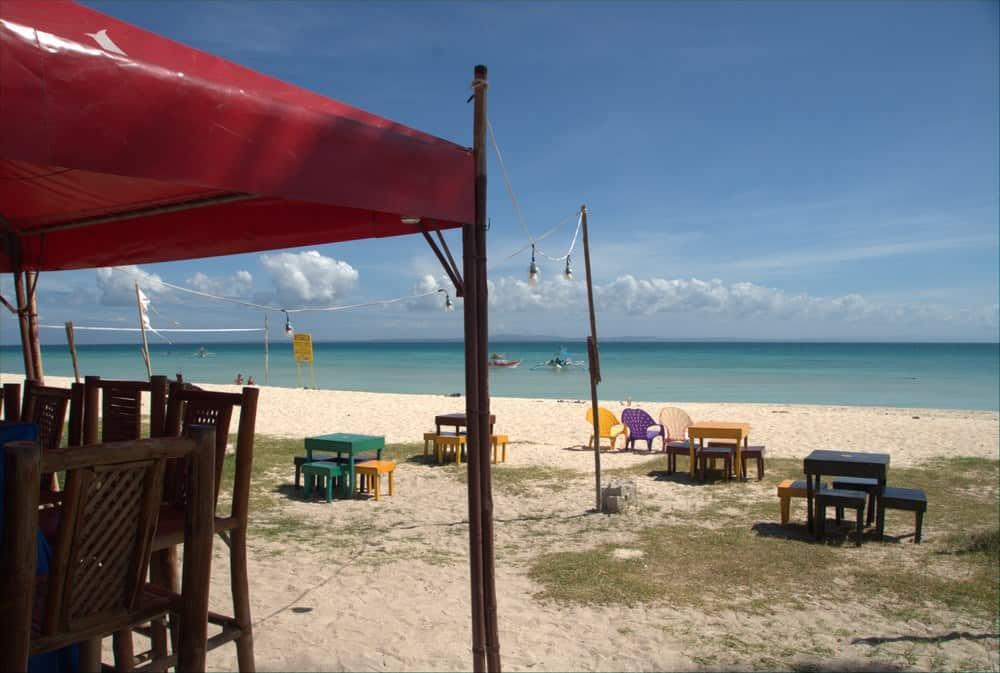Botilya Beach Bar Bantayan