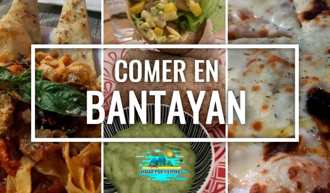 Dónde comer en Bantayan