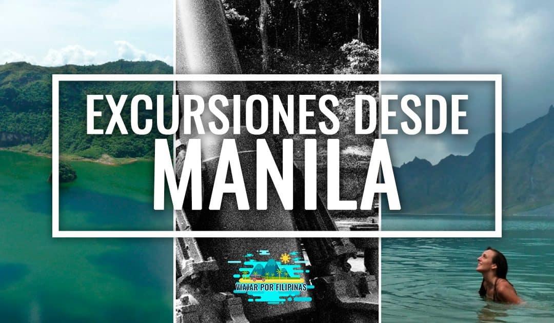 Excursiones desde Manila, ¿cuáles son las mejores?
