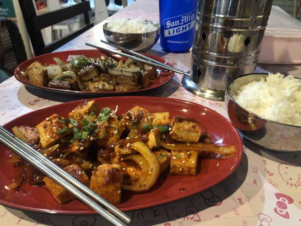 comer en Bantayan