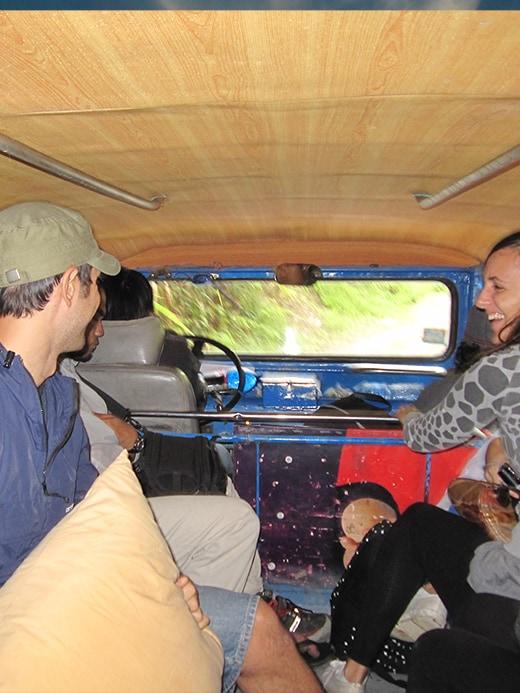 cómo llegar a Batad