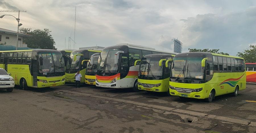 transporte a Cebu