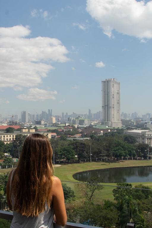 Guía de Manila