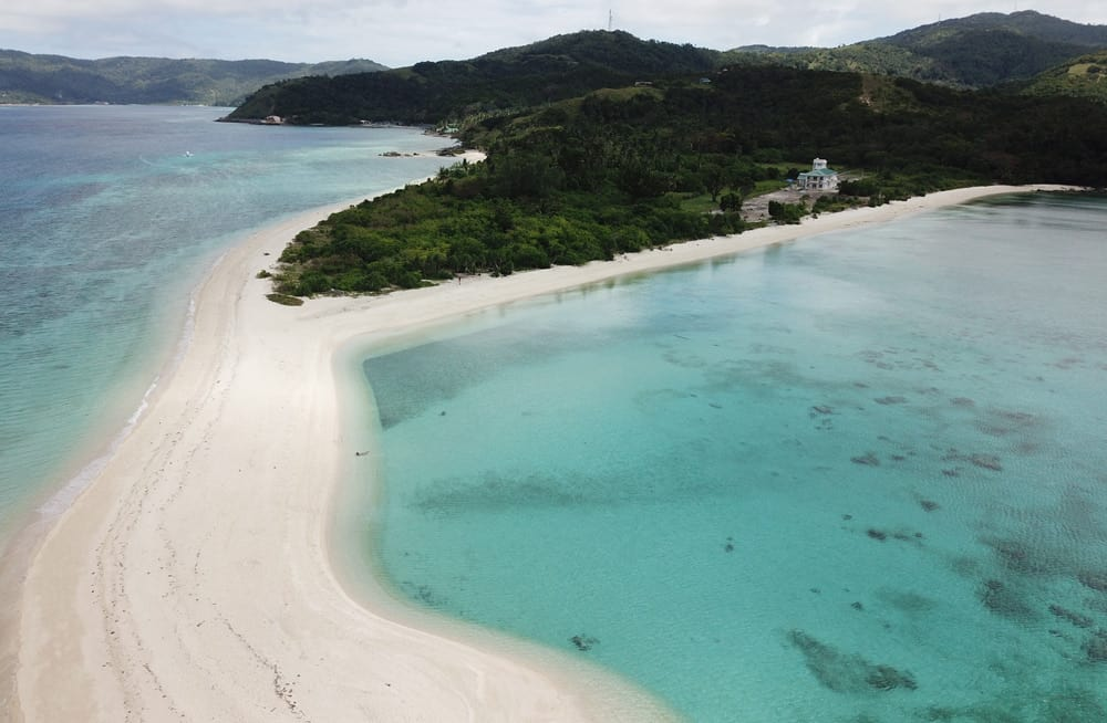 cómo ir a la isla filipina