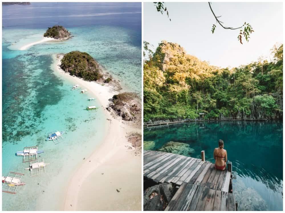 island hopping en filipinas coron