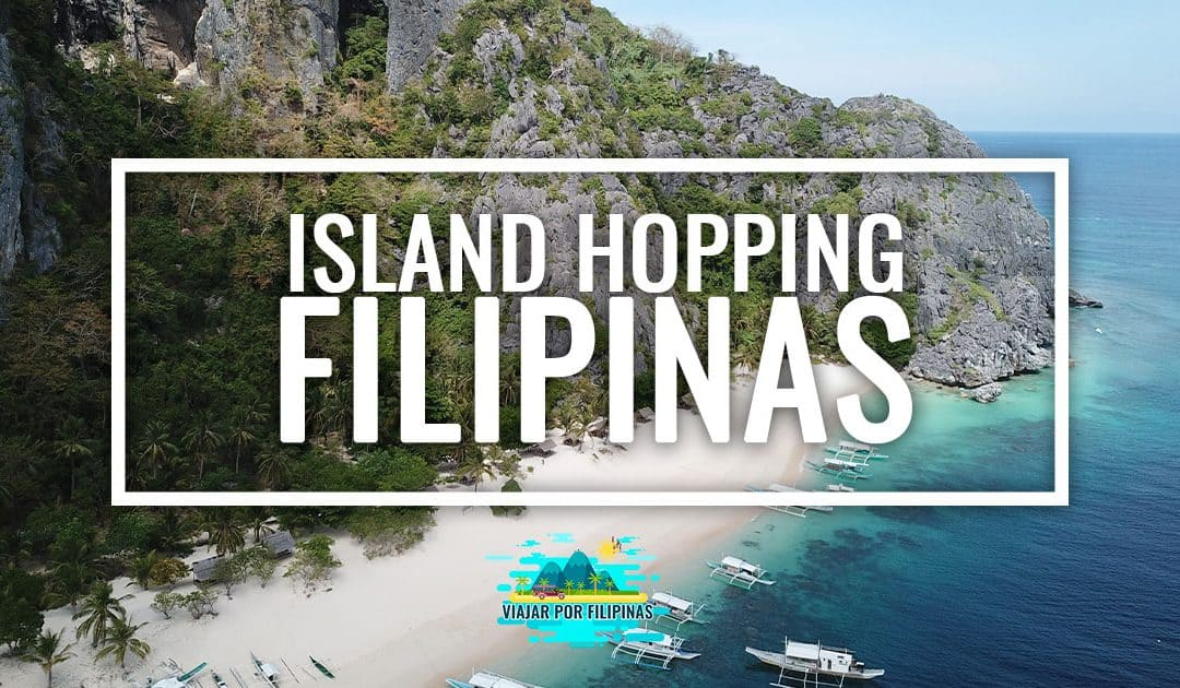 island hopping Filipinas