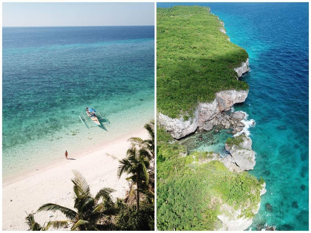 kinatarcan es una de las islas menos turísticas de filipinas