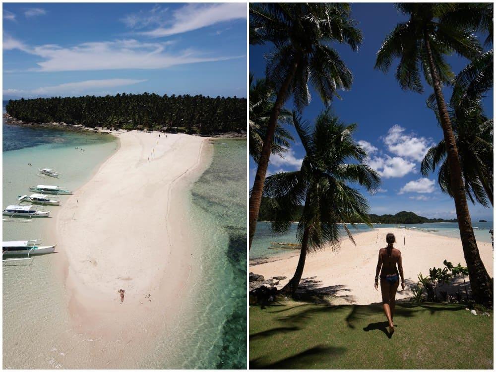 kawghawan tiene algunas de las mejores playas de siargao