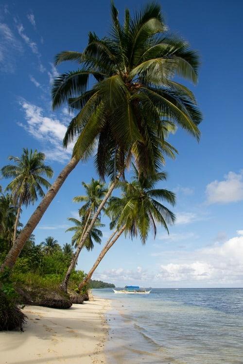 malinao beach, nuestra playa de siargao favorita