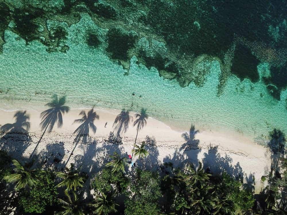 mejor playa de siargao alegria beach