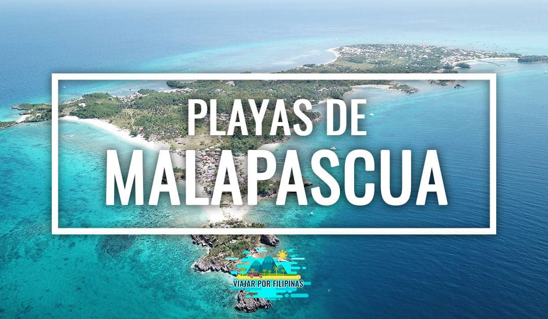 Las mejores playas de Malaspacua