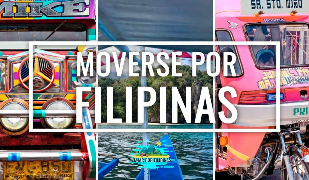 moverse por filipinas
