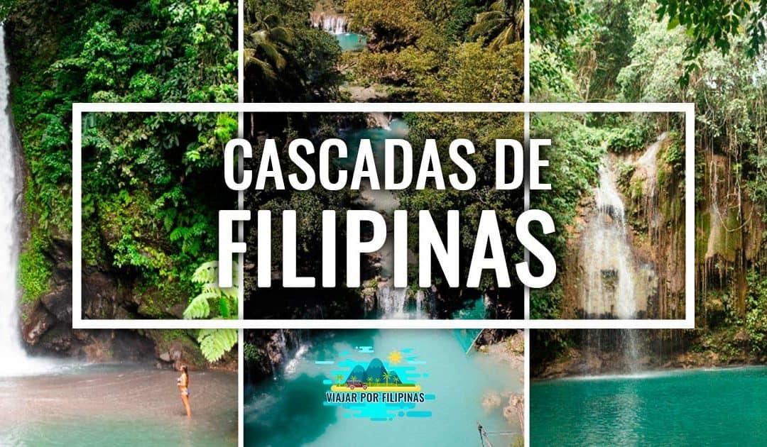 mejores cascadas de Filipinas