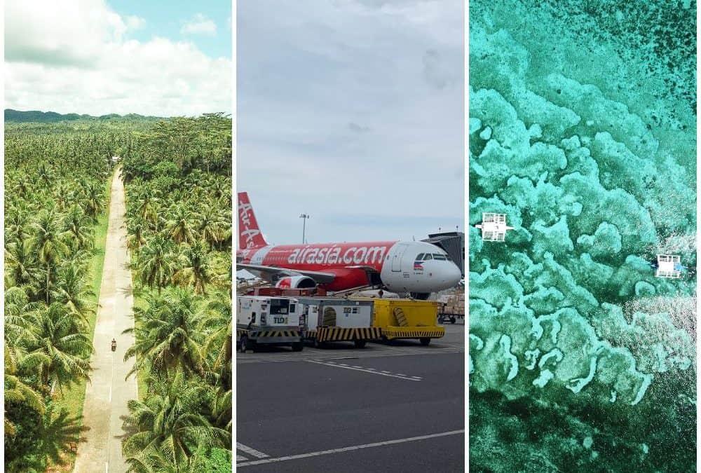 Cómo ir de Siargao a Malapascua y viceversa