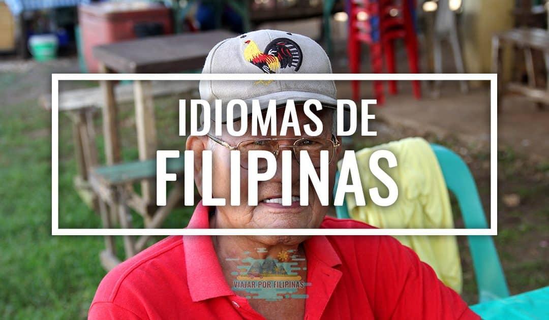 Qué se habla en Filipinas