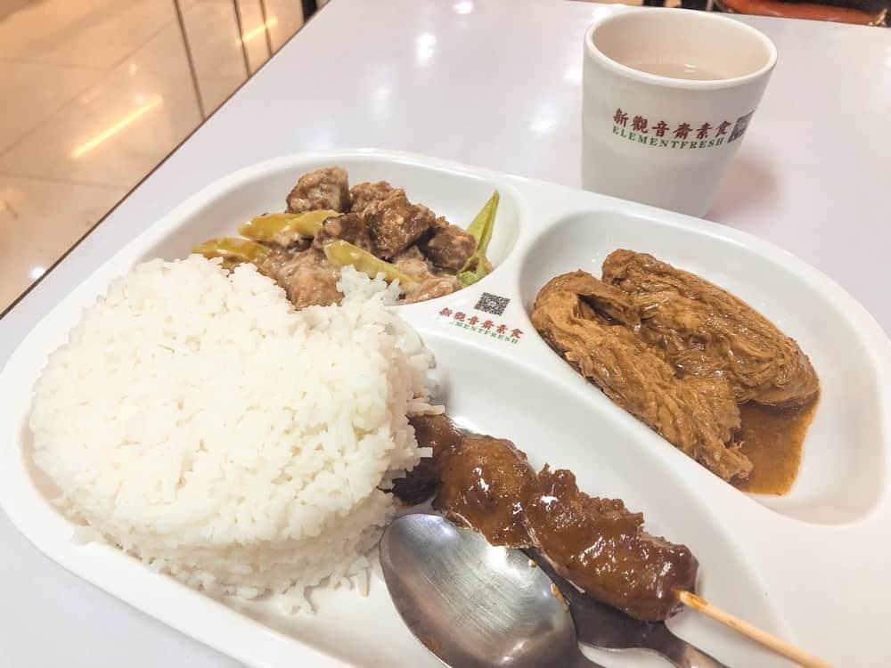 New Quan Yin Chay Vegetarian Manila