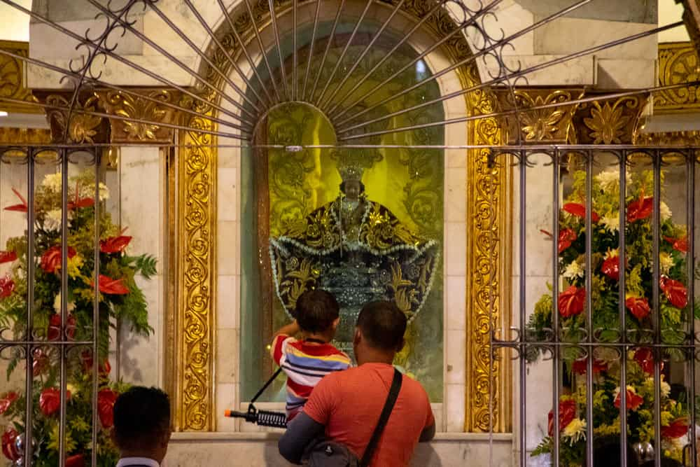Basílica del Santo Niño en Cebu, Filipinas