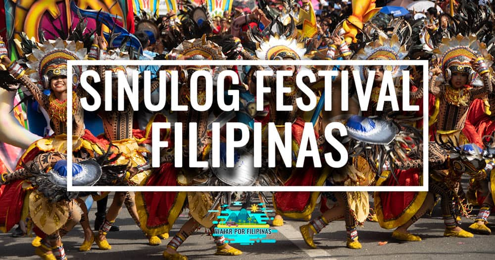 Sinulog Festival, Filipinas