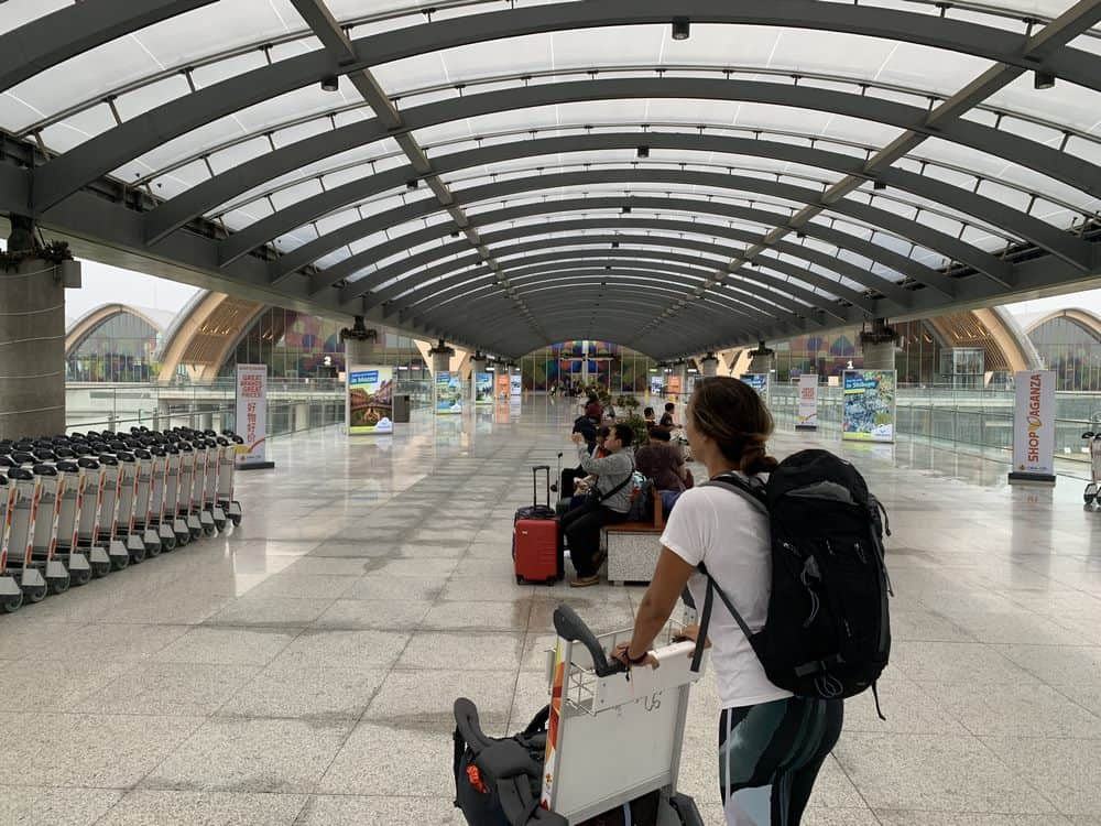 aeropuerto de cebu
