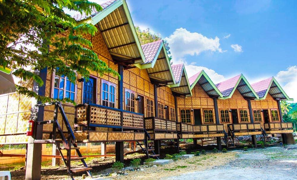 hotel barato en Loboc