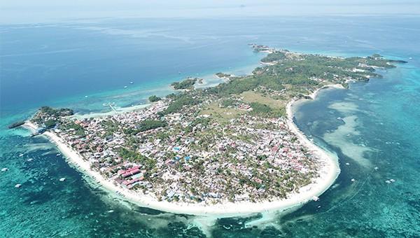 Guía de Filipinas, Isla Malapascua