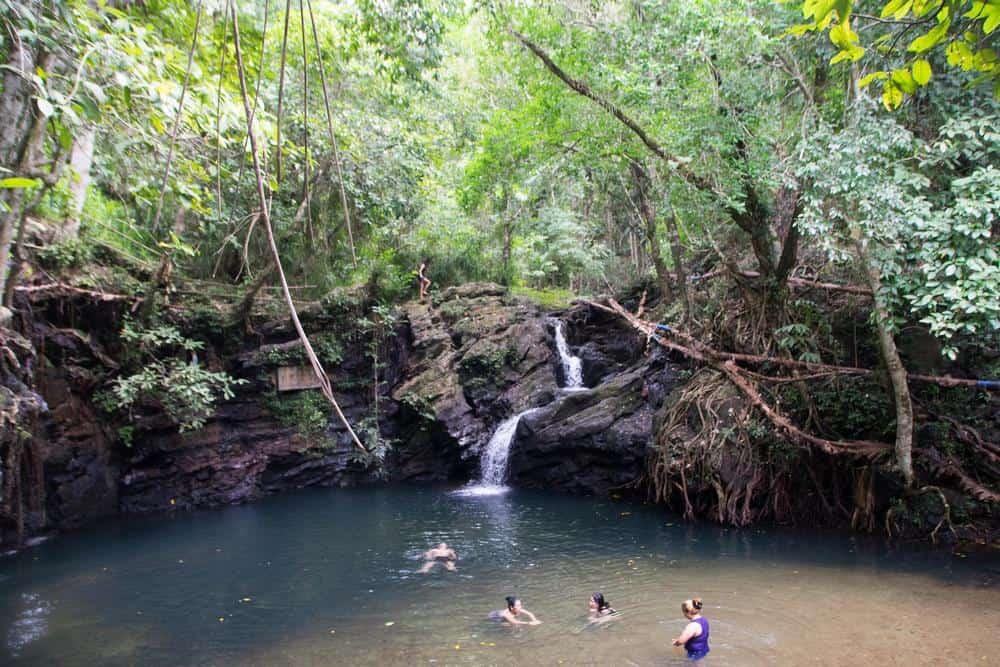 concepcion falls busuanga
