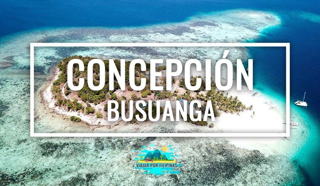 Qué hacer en Concepción, Busuanga