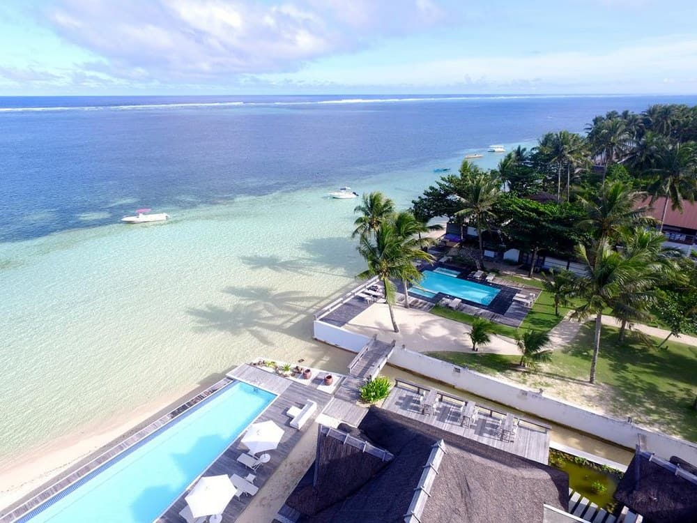 Isla Cabana piscina General Luna