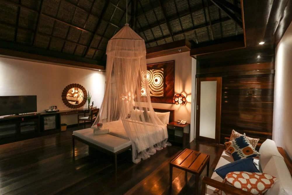 habitaciones Isla Cabana resort Siargao