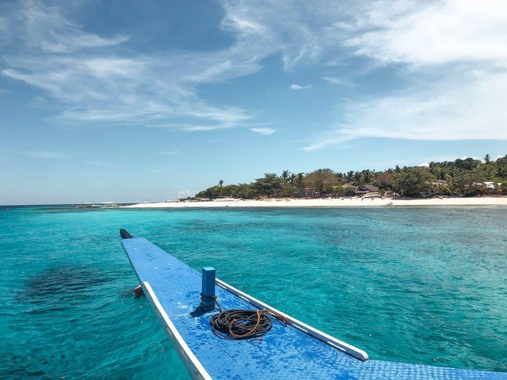 excursión de snorkel a pamilacan