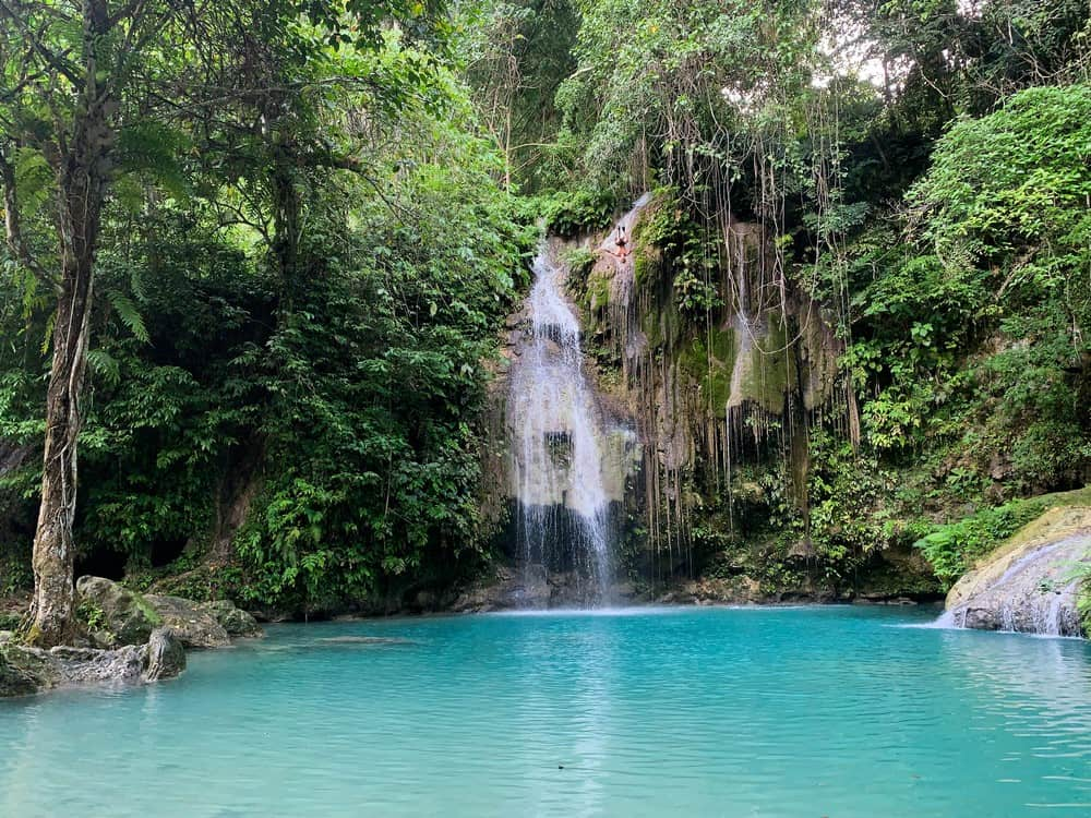 cascadas cebu