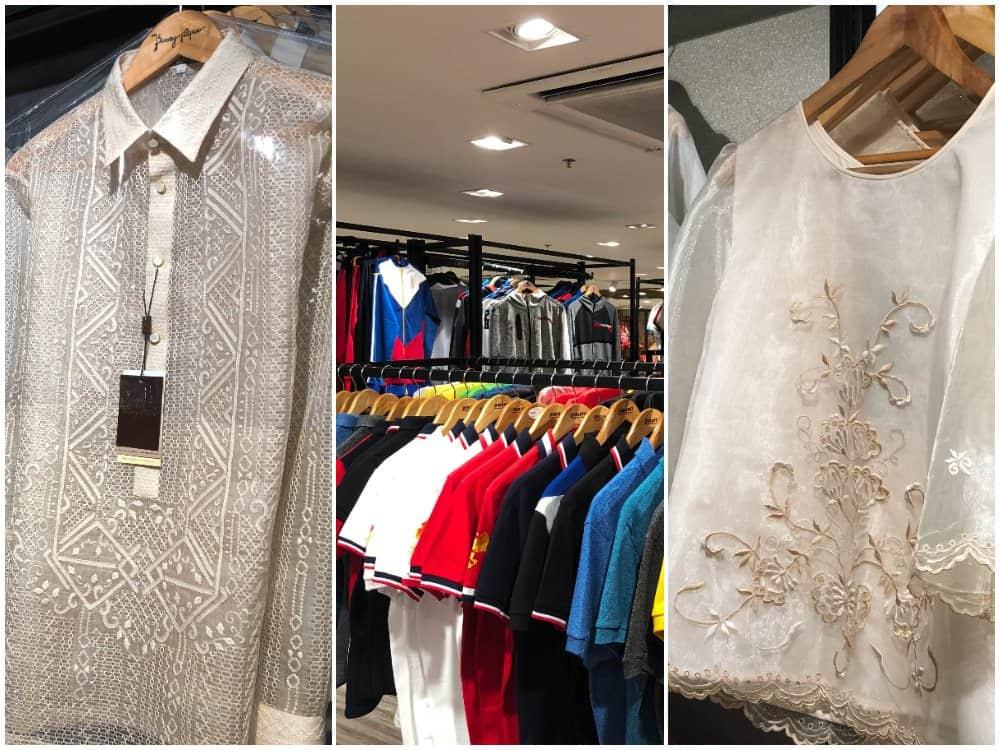 comprar ropa en filipinas