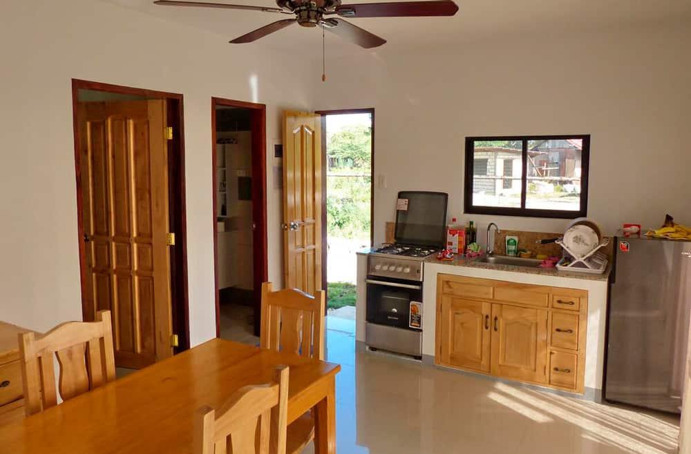 alojamiento con cocina en Moalboal