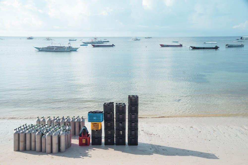 centro buceo para ir a balicasag alona beach