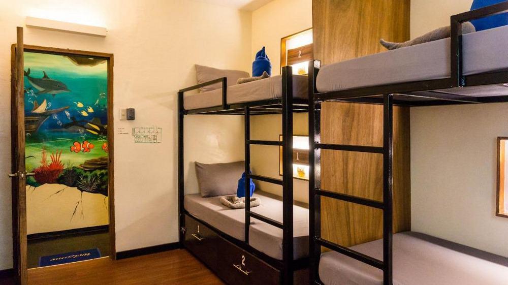 habitaciones compartidas outpost hostel