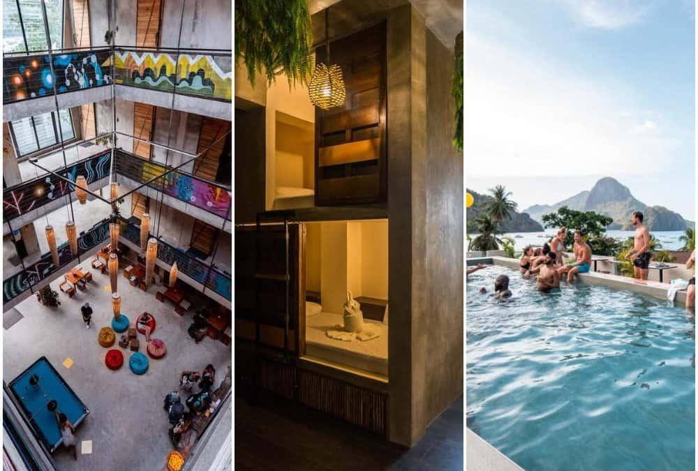 Los mejores hostels en El Nido: 8 opciones estupendas