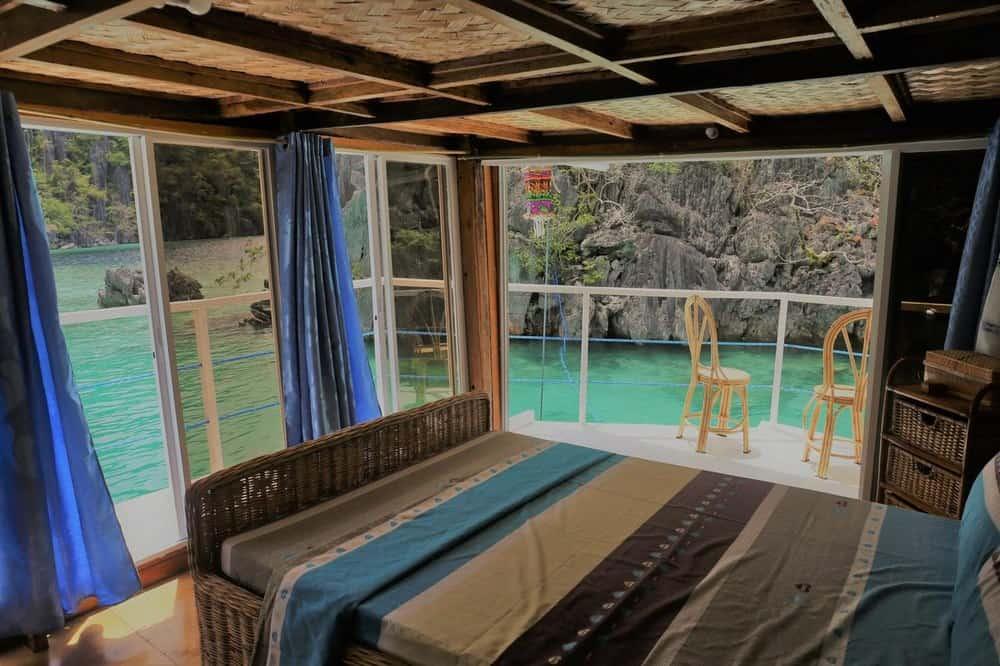 habitación con vistas Paolyn Floating House
