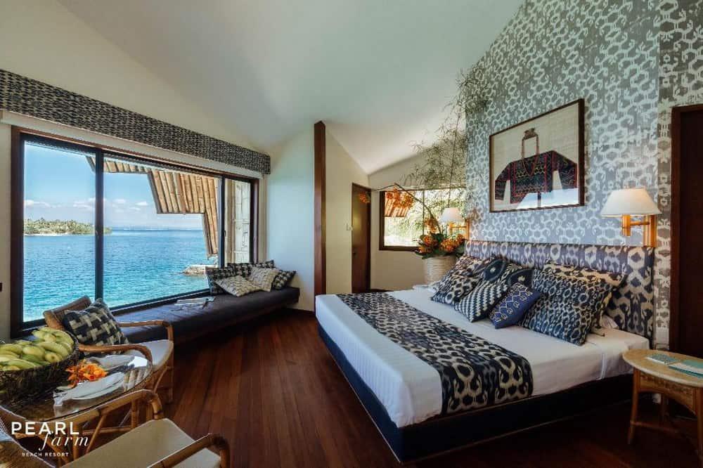 suite samal pearl farm resort