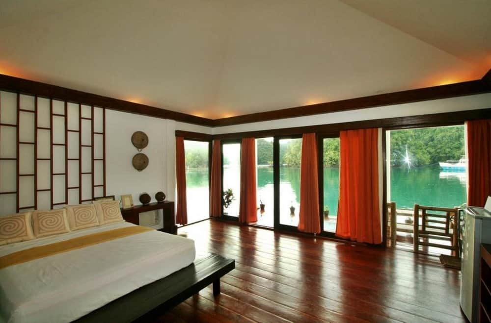 habitación por dentro club tara resort